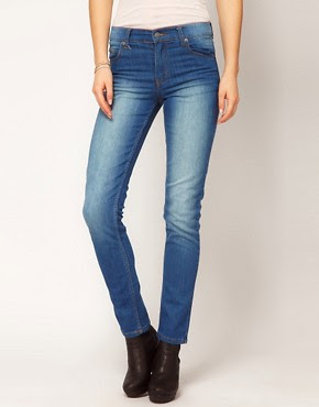 Image 1 of Cheap Monday Tight Flashing Used Jeans