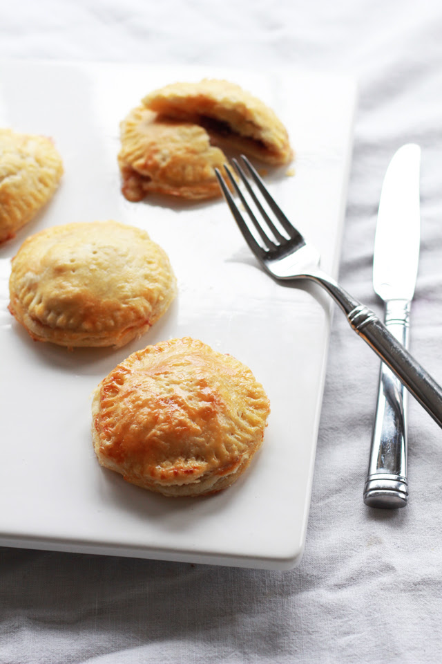 Thanksgiving Hand Pies | Perpetually Chic for Made By Girl