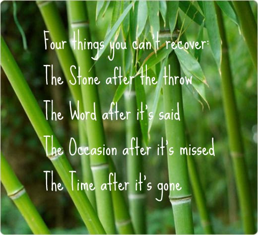 Quotes About Bamboo 74 Quotes
