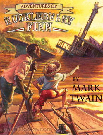 The adventure of Huckleberry Finn - The adventure of Huckleberry Finn - Bacaanipeh