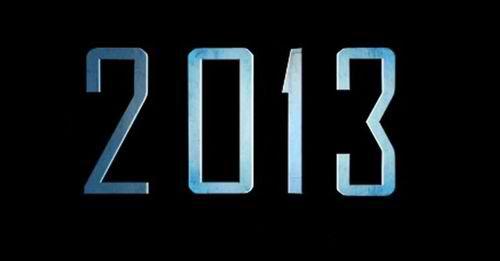 En el 2013...A viajar a viajar, que el mundo se va a acabar. PQAQ forever