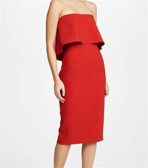 Can You Wear Red to a Wedding?   Who What Wear
