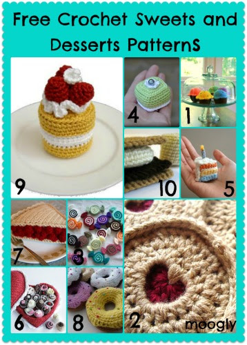 Play with Your Food 40 Free Amigurumi Patterns to Crochet