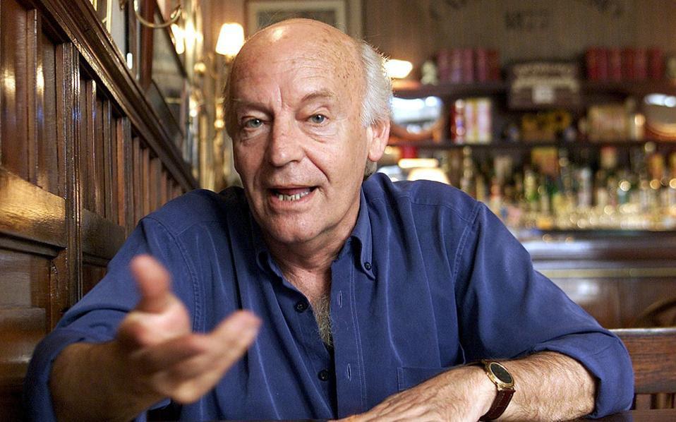 «Εφυγε» στα 74 χρόνια του ο «ακτιβιστής» - συγγραφέας Εδουάρδο Γκαλεάνο.
