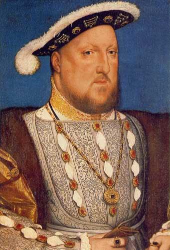 King Henry V111