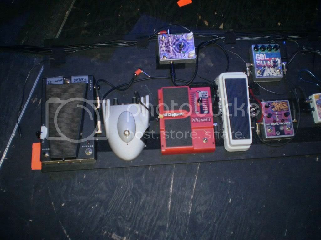 Kevin Shields gear