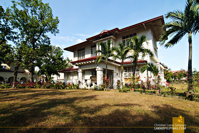 The Aquino Ancestral House in Tarlac