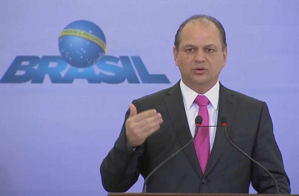 Resultado de imagem para FOTOS DE O ministro da Saúde, Ricardo Barros