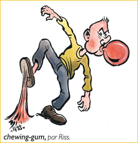 """Résultat de recherche d'images pour """"  Les chewings-gum """""""