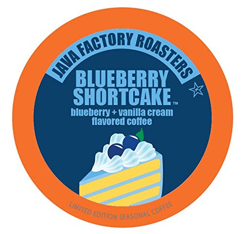 Blueberry Shortcake Coffee