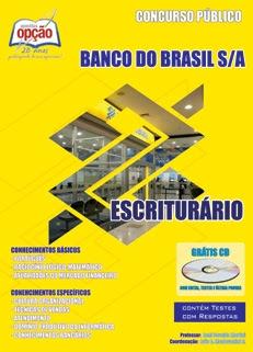 Banco do Brasil: Escriturário-Adquira já a sua apostila