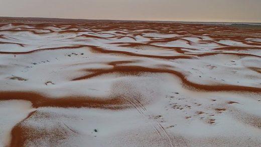 Σαουδική Αραβία ακραίες καιρικές συνθήκες, Αφρική ακραία καιρικά φαινόμενα