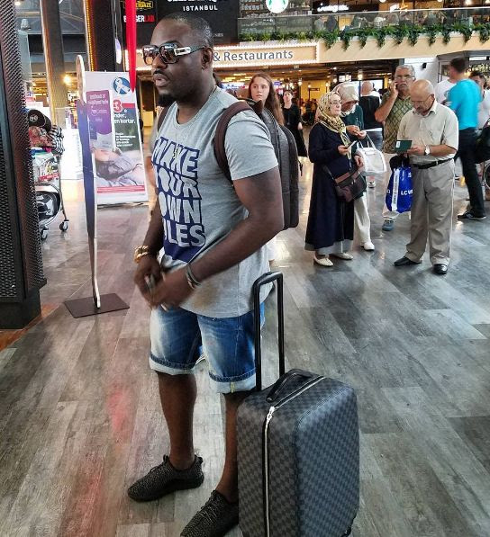 Jim Iyke Speaks On Reported Arrest At Lagos Airport