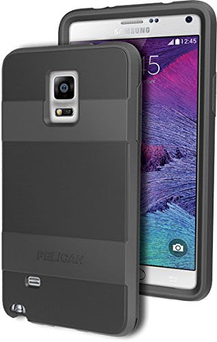 Pelican ProGear Voyager Case & Holster for Samsung Galaxy NOTE 4 Black