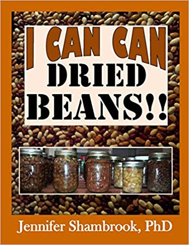 I Can Can Dried Beans!!