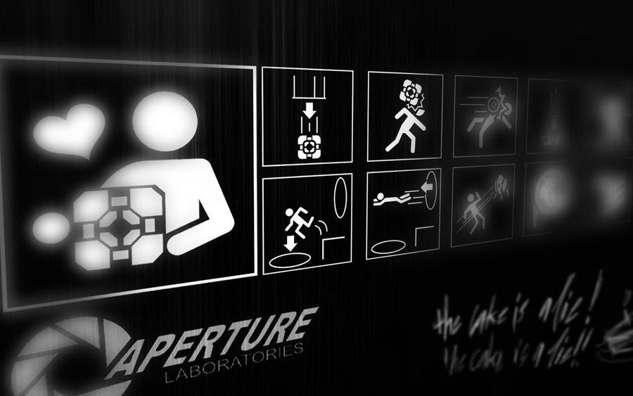 portal wallpaper android. hd portal wallpaper.