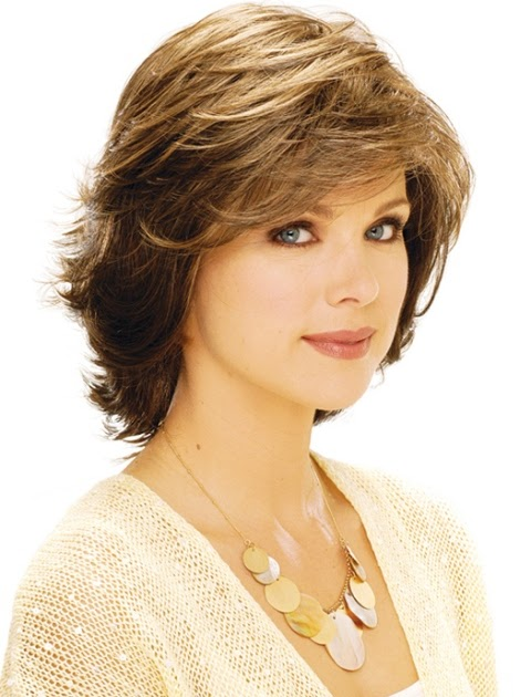 53 Medium Length Layered Haircuts For Round Faces