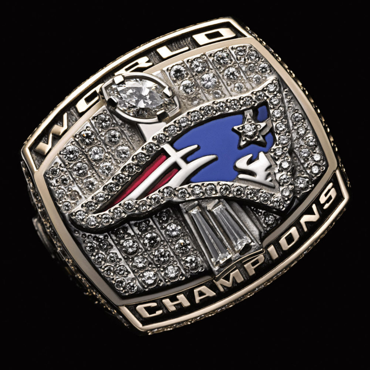 NFL.com HD Gallery of all the Super Bowl rings : nfl