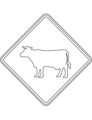 95 Top Super Coloring Pages Cow Images & Pictures In HD