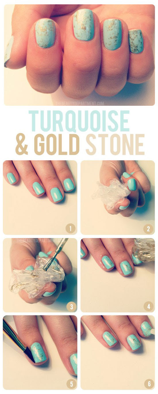 25-Best-Easy-Nail-Art-Tutorials-2012-For-Beginners-Learners-1