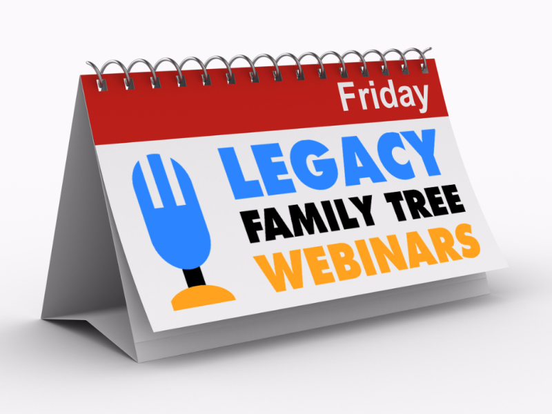 "New ""Member Friday"" Webinar - Logic and deduction: Part of the Genealogical Proof Standard by Shellee Morehead, Phd, CG"