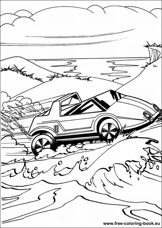 Coloring pages Hot Wheels - Page 2 - Printable Coloring ...