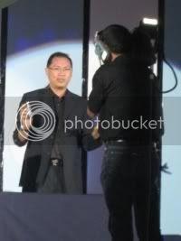 Tay Guan Hin and his magic