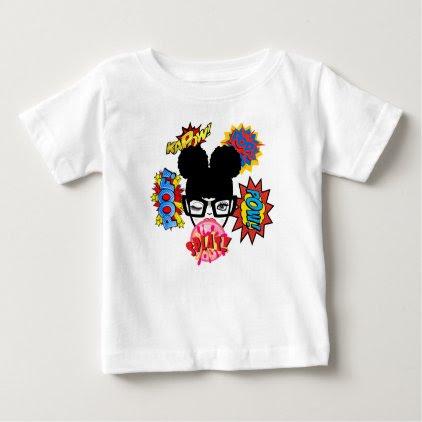 Splat (puffs) baby T-Shirt