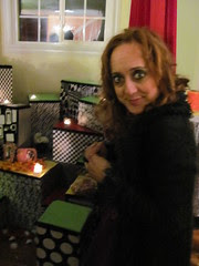 Maurissa's Awesome Day of the Dead Spooky Birthday Spectacular 2010