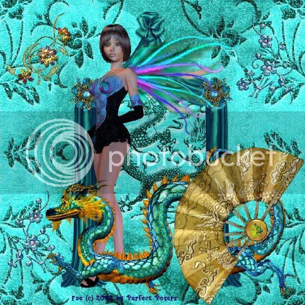 Fairies,Fantasy,Dragon