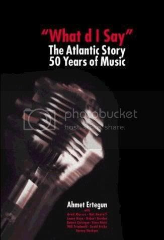 BUY What'd I Say: 50 Years Of Atlantic Records