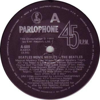 The-beatles-the-beatles-movie-medley-parlophone-3