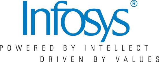 Infosys logo Top 10 IT Companies in India
