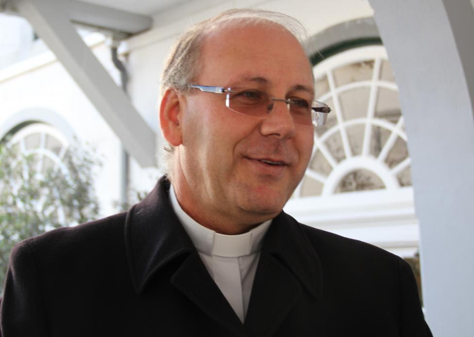 Agência ECCLESIA/LFS, D. Virgílio Antunes, bispo de Coimbra