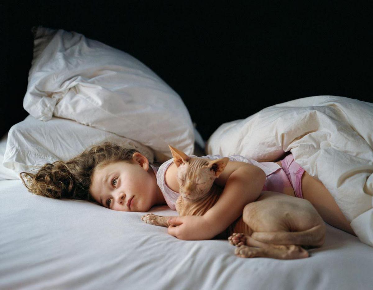 O Mundo de Amelia - A menina que cresceu com os animais e os considera seus irmãos 18
