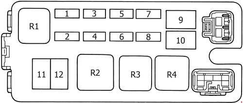 1992 Toyota 4runner Fuse Box Diagram Wiring Diagram Male Alternator A Male Alternator A Lasuiteclub It