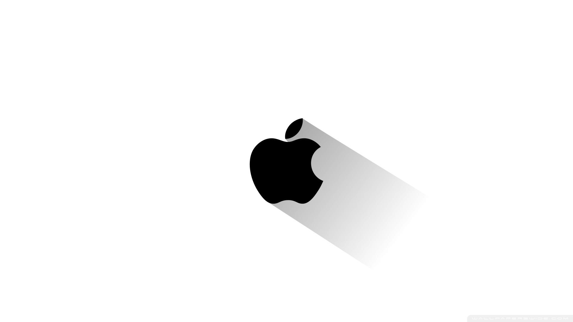 Apple Logo 4K HD Desktop Wallpaper for • Wide  Ultra Widescreen Displays • Dual Monitor