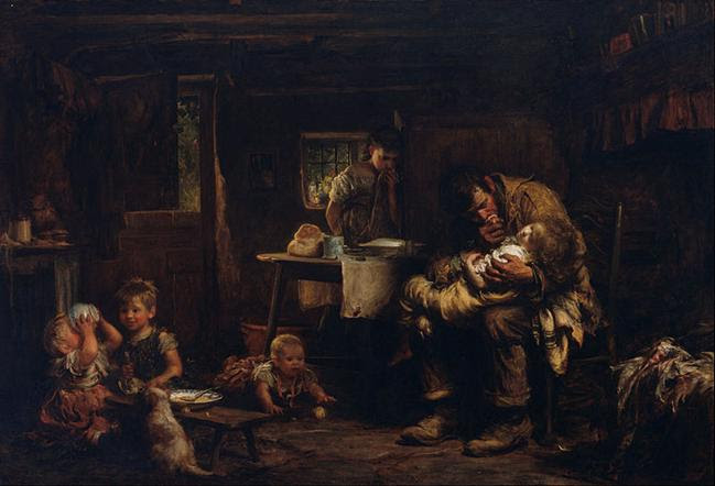 https://upload.wikimedia.org/wikipedia/commons/thumb/f/f4/Sir_Luke_Fildes_-_The_widower_-_Google_Art_Project.jpg/800px-Sir_Luke_Fildes_-_The_widower_-_Google_Art_Project.jpg