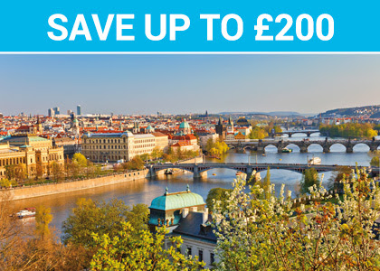 Save up to £200 - Beauty of Bohemia