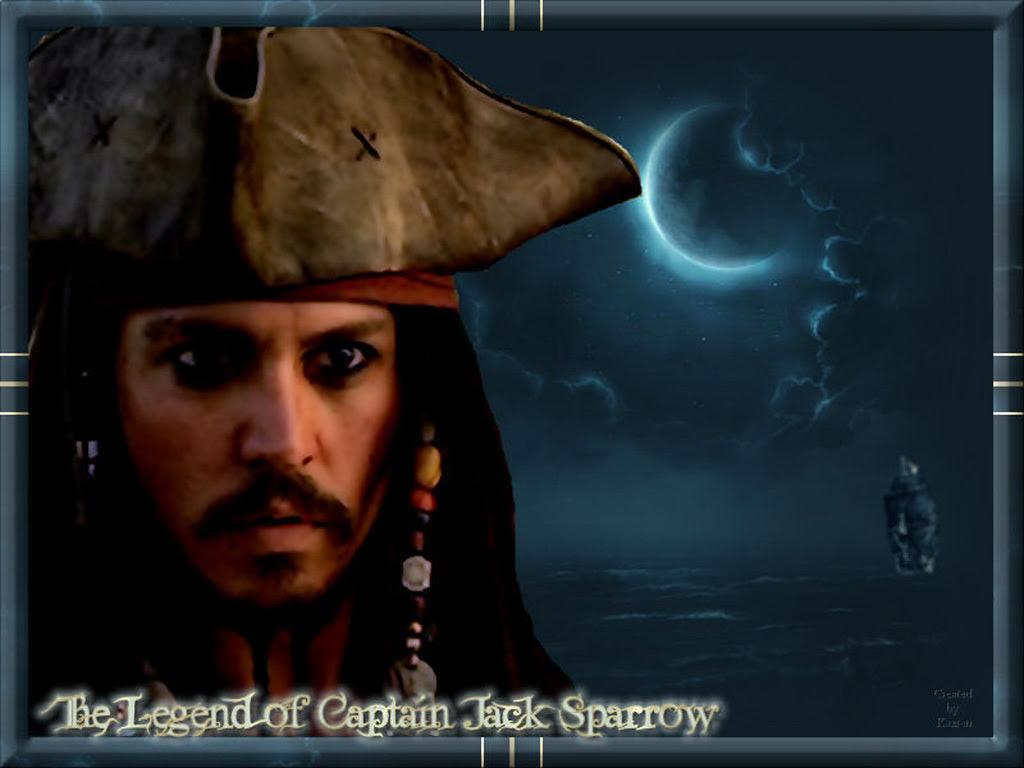 Captain Jack Sparrow ジャック スパロウ 壁紙 16949757 ファン