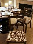 How to Re-Cover a Dining Room Chair : Rooms : Home & Garden Television