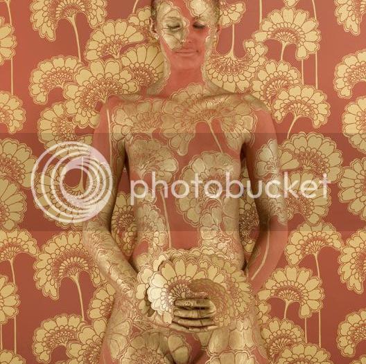 Emma Hack's Body Art Wallpaper 11