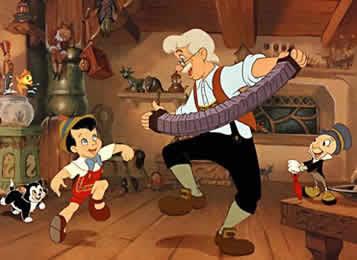 Cuento En Ingles De Pinocho