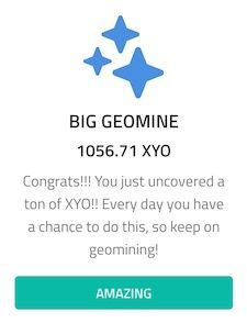 Geo Mining - XYO