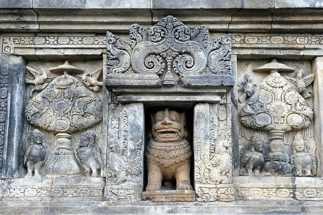 I swear that lion looks like the Okinawa Shisa (lion-dog)