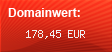 Domainbewertung - Domain money-wave.de bei domainbewertung.de.com