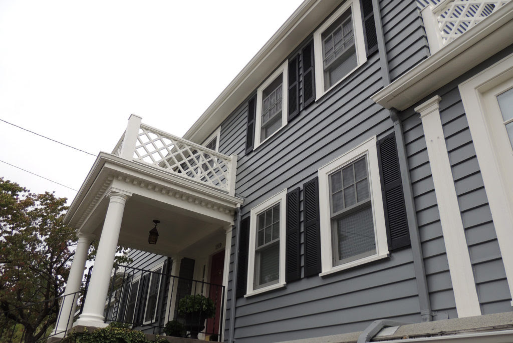 Historic Home Painting Portland | Bluenote Painting Portland Oregon