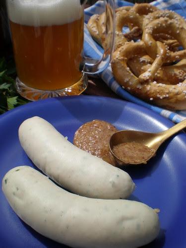 Bavarian Weißwurst