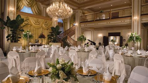 Wedding Venues Indianapolis   Omni Severin Hotel