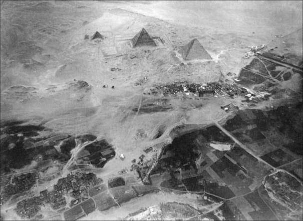 Οι Πυραμίδες από μια διαφορετική προοπτική (3)